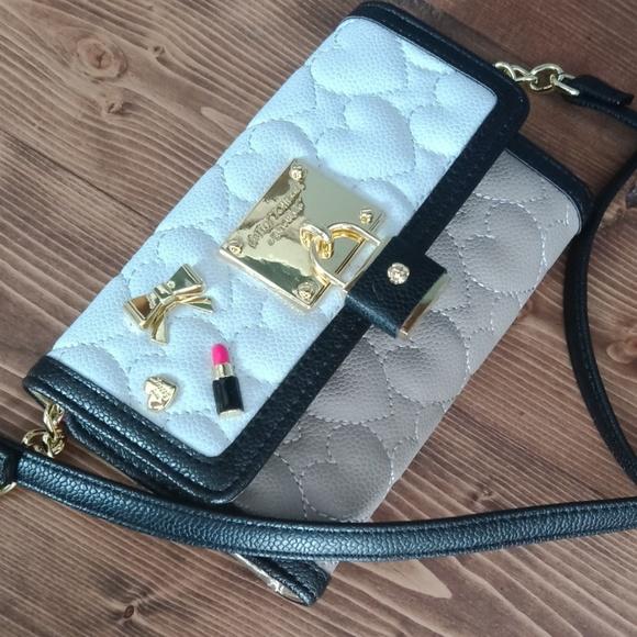 Betsey Johnson Handbags - Betsey Johnson wallet/crossbody